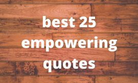 best 25 empowering quotes with images