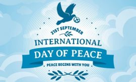 Peace quotes for International Day Of Peace 2021 | 20 Inspiring International Peace Day Quotes | World Peace Day : 15+ Quotes & Greetings