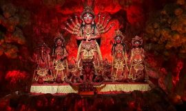 Durga Puja 2021 : Quotes and Wishes   Best Durga Puja Greetings in Hindi English and Bengali   Happy Durga Puja 2021 Messages