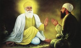 20 motivational quotes by Guru Nanak with images