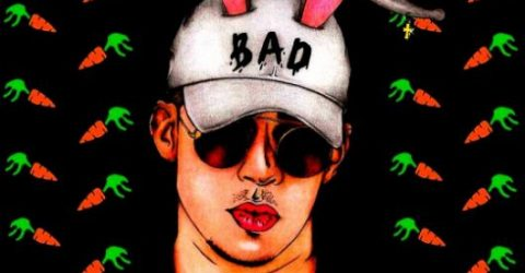 Best Bad Bunny HD Wallpaper With Quotes