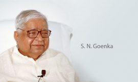 vipassana meditation by sn goenka (quotes)