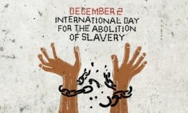 International Day for the Abolition of Slavery Quotes