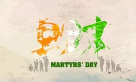 2021 Martyrs' Day Quotes Slogans Images | Shaheed Diwas 2021 Wishes Quotes | inspirational quotes on martyrdom