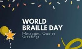 World Braille Day : 25+ Greetings Quotes & Messages
