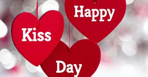 Kiss Day Messages 2021 : Romantic Kiss Day SMS   15+ Kiss Day Wishes and Quotes   Happy Kiss Day Photo