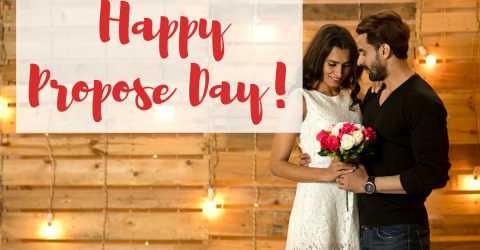 Happy Propose Day 2021: Wishes messages quotes   images wallpapers   Best Romantic Lines