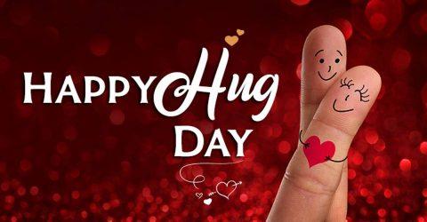 Hug Day Quotes 2021   Hug Day Messages and Wishes   Romantic Hug Day SMS   Hug day Saying