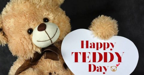 Teddy Day Messages 2021 : Romantic Teddy Day SMS | Happy Teddy Day 2021 Quotes | Wishes Messages Images