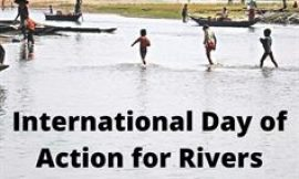 International Day of Action for Rivers Quotes 2021 | World Rivers Day Slogans & Theme | Images and Photos | inspirational quotes
