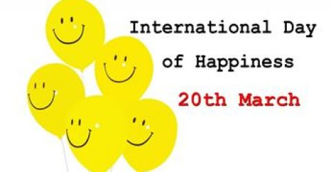 International Day of Happiness 2021 : Quotes   Messages & Wishes   20 International Day of Happiness ideas   Photo & Images