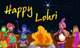 Happy Lohri Quotes: Wishes and greetings | Happy Lohri Wishes | 20 Unique Happy Lohri Quotes in English | thefunquotes.com