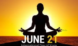 Happy International Yoga Day 2021 Quotes | International Yoga Day Quotes, Wishes, Messages and Greetings | Short Quotes and Slogans on Yoga | thefunquotes.com
