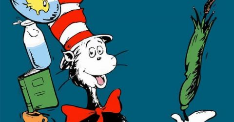 The 20 Best Cat In The Hat Quotes | The Cat in the Hat Quotes by Dr. Seuss | Best inappropriate cat in the hat ideas | thefunquotes.com