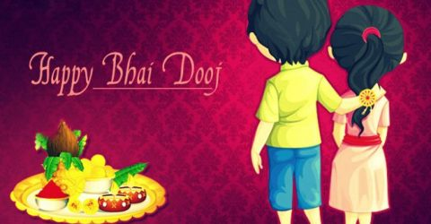 20+ Bhai Dooj Quotes Messages and Greetings For Brorthers | Bhai Dooj 2021: Wishes, quotes, messages and images | Latest Bhai Dooj Messages | thefunquotes.com