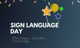 Sign Languages Day: 20+ Best Messages Quotes & Greetings   TOP 20 SIGN LANGUAGE QUOTES   International Day of Sign Languages   thefunquotes.com