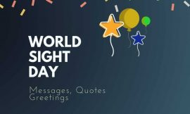 World Sight Day: 22+ Messages Quotes & Greetings   World Sight Day 2021: Theme, significance and vision   World Sight Day   World sight Day ideas   thefunquotes.com