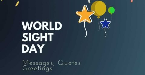 World Sight Day: 22+ Messages Quotes & Greetings | World Sight Day 2021: Theme, significance and vision | World Sight Day | World sight Day ideas | thefunquotes.com