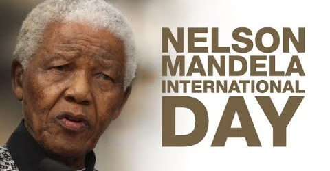 Nelson Mandela Day 2021 Inspirational Quotes | 18+ Nelson Mandela Quotes That Inspire Me Every Day | Best Nelson Mandela quotes & ideas | thefunquotes.com