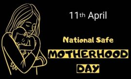 National Safe Motherhood Day Quotes Wishes & Messages | National Safe Motherhood Day 2021: Quotes to share | National Safe Motherhood day | Wish you all a very happy National Safe Motherhood Day | thefunquotes.com