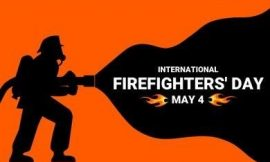 Firefighters Day: 21+ Greetings Messages and Quotes   International Firefighters' Day 2021: Quotes That'll Make You   International Firefighters Day 2021 Theme, Quotes, Images   thefunquotes.com