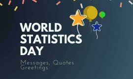 World Statistics Day: 28+ Messages Quotes & Greetings   World Statistics Day Motivational Quotes   World Statistics Day 2021: History & Significance   World Statistics Day 2021   thefunquotes.com
