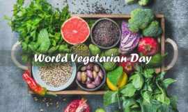 World Vegetarian Day: 20+ Messages Quotes & Greetings | 23 Best World Vegetarian Day ideas | World Vegetarian Day 2021 | World Vegetarian Day quotes and wishes | thefunquotes.com