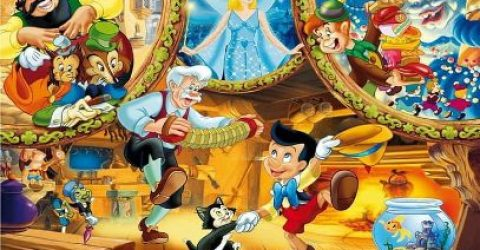 """15+ Best """"Pinocchio"""" Movie Quotes and Sayings   Pinocchio Quotes – Walt Disney Quotes   Pinocchio Quotes   Disney Quotes   thefunquotes.com"""