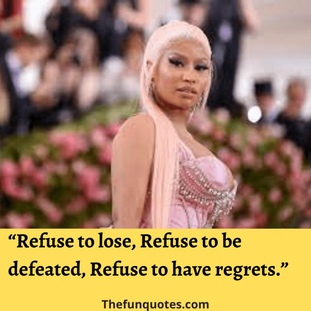 nicki minaj quotes queen